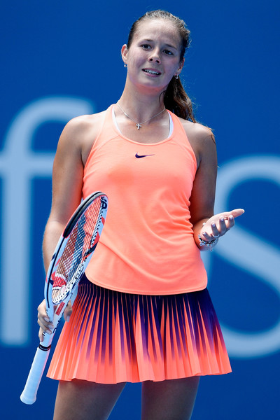 Daria Kasatkina would feel disappointed with her performance today | Photo: Brett Hemmings/Getty Images AsiaPac