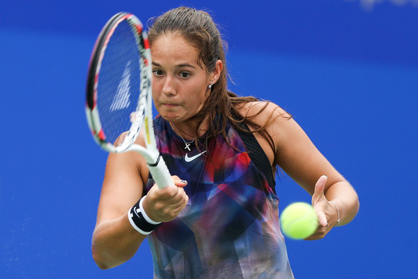 Daria Kasatkina looks to mount a deep run here in Moscow   Photo: Lintao Zhang/Getty Images AsiaPac