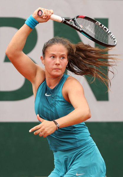 Daria Kasatkina will now face Caroline Wozniacki in the fourth round | Photo: Matthew Stockman/Getty Images Europe