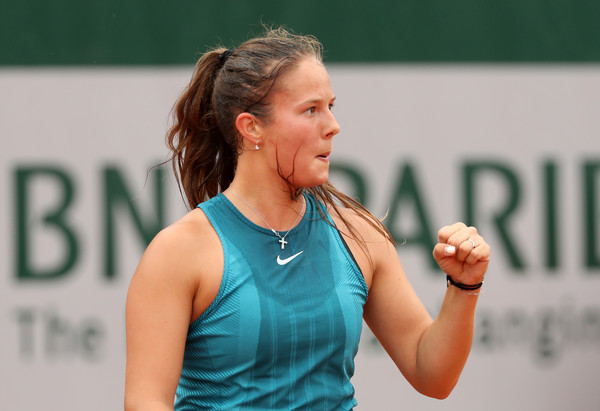 Daria Kasatkina reached two Major quarterfinals this year | Photo: Matthew Stockman/Getty Images Europe