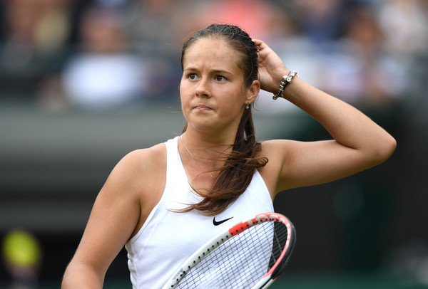 Daria Kasatkina would be annoyed with the rain delays this week   Photo: Shaun Botterill/Getty Images Europe