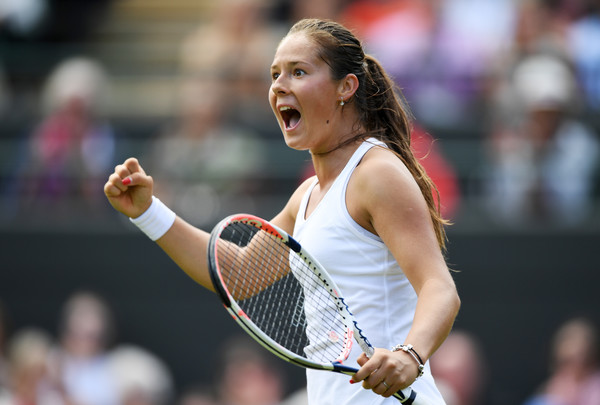 Daria Kasatkina's growth as a tennis player has been incredible, and she had gone through several tough moments despite being only 20 | Photo: Shaun Botterill/Getty Images Europe
