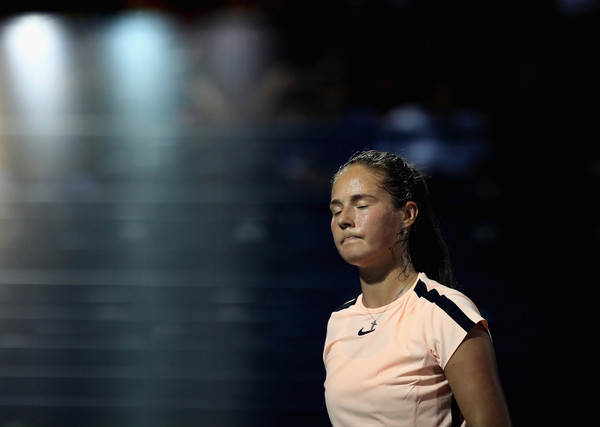 Daria Kasatkina's run in Dubai was an impressive and unbelievable one | Photo: Francois Nel/Getty Images Europe