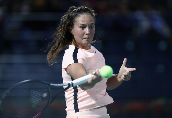 Daria Kasatkina has been on a great run and will look to go deep here in Indian Wells | Photo: Francois Nel/Getty Images Europe