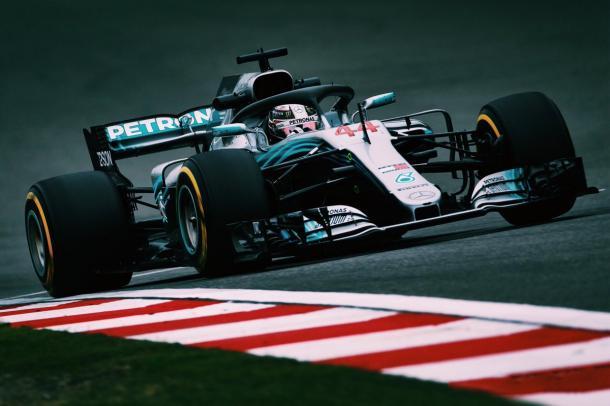 Twitter Mercedes F1