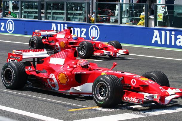 PHOTO CREDITS. Formula 1 Twitter