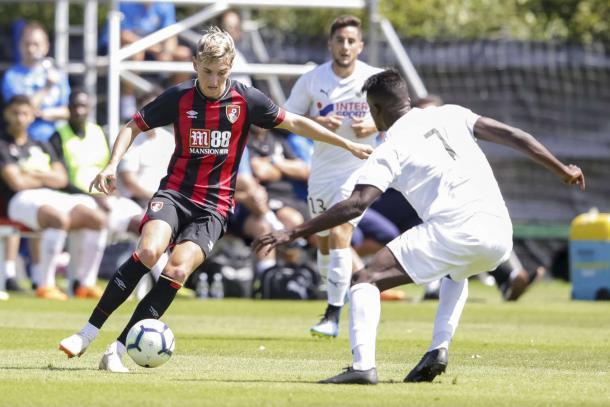 David Brooks, jugador a seguir esta temporada | Foto: Bournemouth F.C