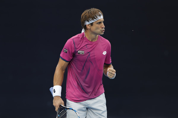 Ferrer at the China Open (Photo by Lintao Zhang/Getty Images)