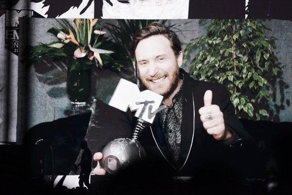 Guetta no para de recibir premios / Foto: Zimbio