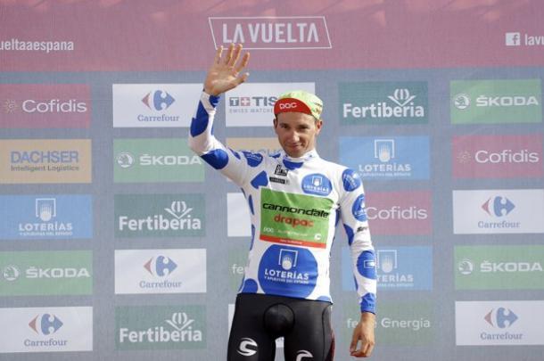 Davide Villela, mallot a topos | Foto: Unipublic