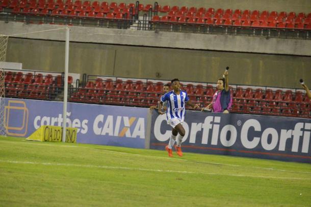 Azulão voltou à Segundona depois de 25 anos com vitória sobre Esmeraldino (Foto:)
