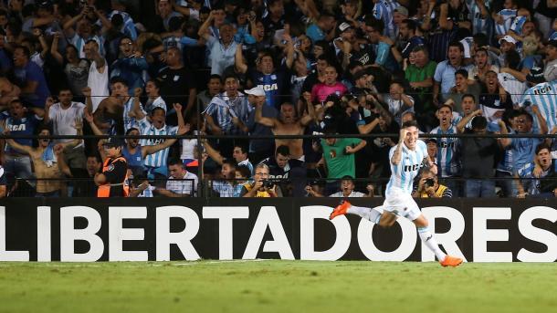 Foto: Prensa Racing.