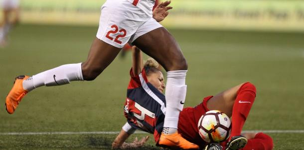 Neither side could find the game winner | Source: nwslsoccer.com