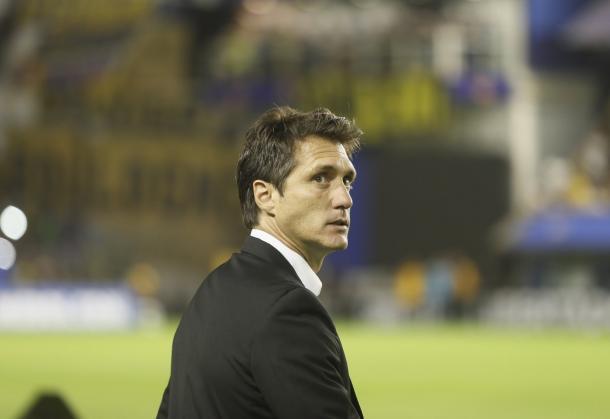 Guillermos Barros Schelotto | Foto: Prensa Boca Jrs.