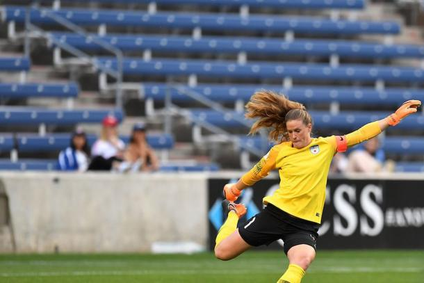 Alyssa Naeher has been preforming greatly for Chicago lately | Photo: Chicago Red Stars