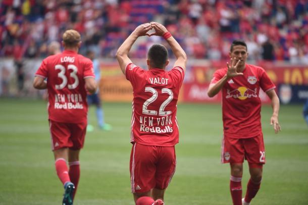 Photo: New York Red Bulls