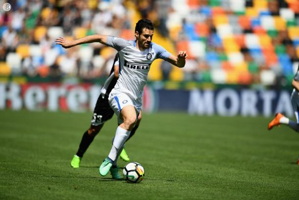 Candreva | TWITTER @Inter