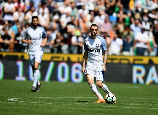 Brozovic e Ranocchia | TWITTER @Inter