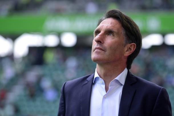 Labbadia busca cerrar la temporada manteniendo al Wolfsburg en la Bundesliga | Foto: @VfLWolfsburg_EN