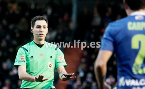 Ricardo de Burgos Bengoetxea | Foto: lfp.es