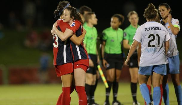 Hatch scores game winner and Lavelle returns to soccer | Photo: Washington Spirit