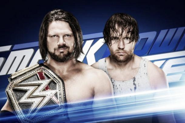 Styles is expected to continue his battle with Ambrose (image: bleacherreport.com)