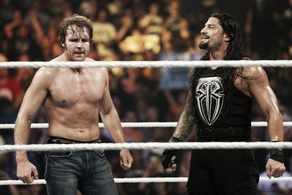 Ambrose y Reigns han sido muy protagonistas este año / Foto: Zimbio