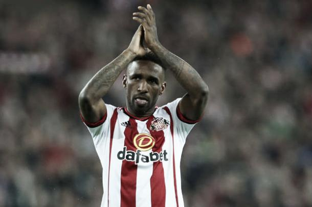 Above: Jermain Defoe still has a lot to offer Sunderland said Michael Gray | Photo: Getty Images