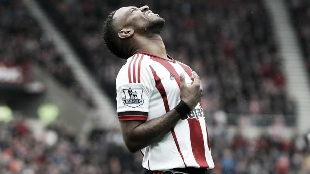 Sunderland AFC's Jermain Defoe frustrated by their 0-0 draw with West Bromwich Albion | Sky Sports