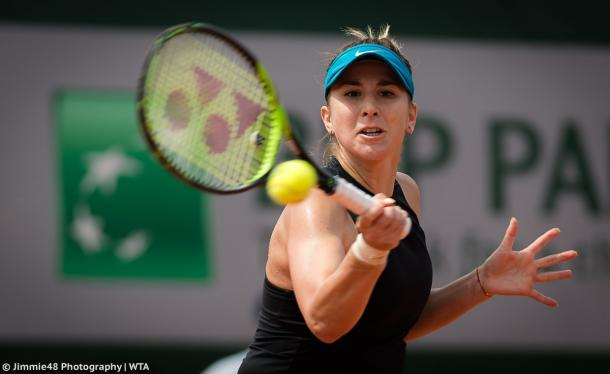 Belinda Bencic will now look forward to the grass-court season | Photo: Jimmie48 Tennis Photography
