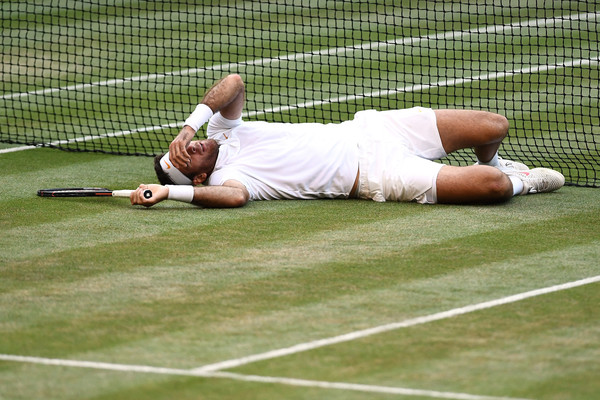 Del Potro has had more than his fair share of struggles during his career. Photo: Clive Mason/Getty Images