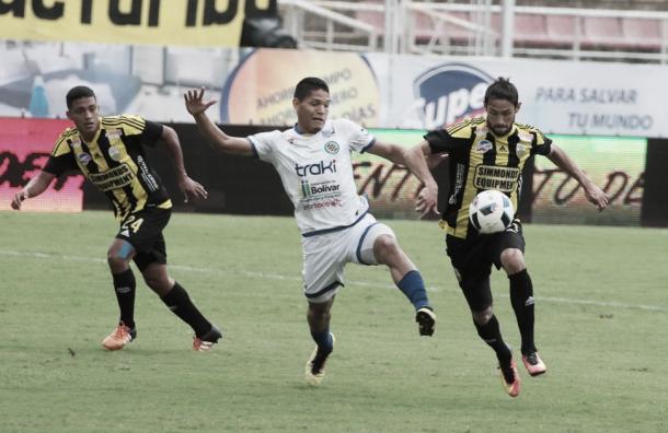 Foto: Prensa Deportivo Táchira