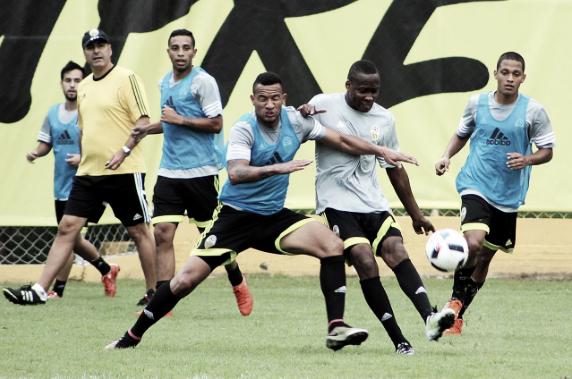 Deportivo Táchira afina detalles para su debut en el Apertura. | Foto: Prensa Deportivo Táchira