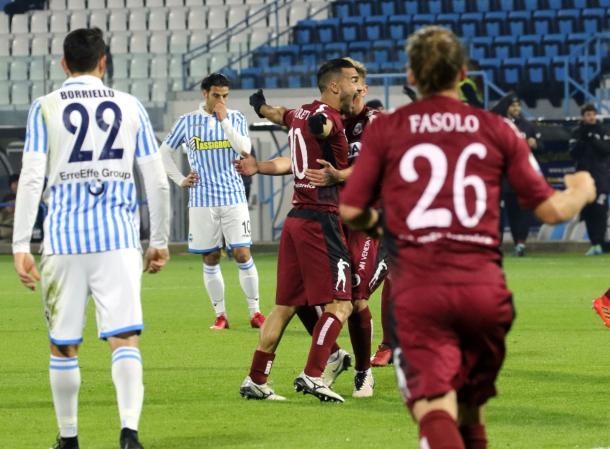 La SPAL cayó derrotada en Coppa Italia | Foto: SPAL