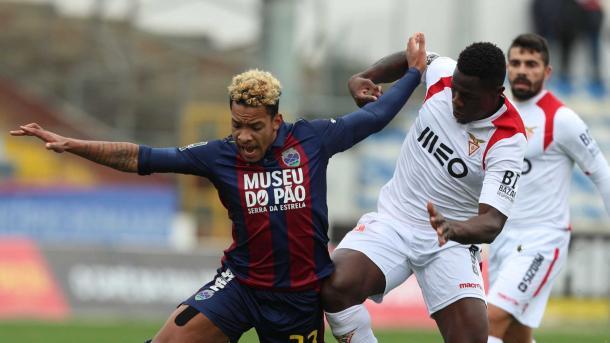Desportivo Aves no pasó del empate en la última jornada | Foto: Clube Desportivo das Aves