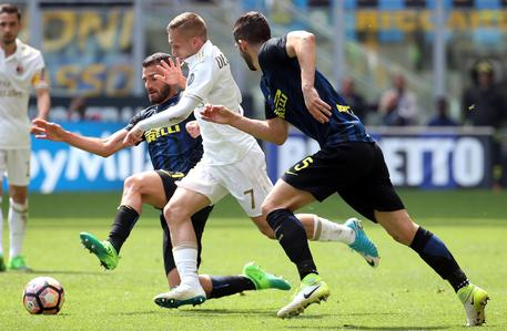 Deulofeu inseguito dall'Inter, ansa.it