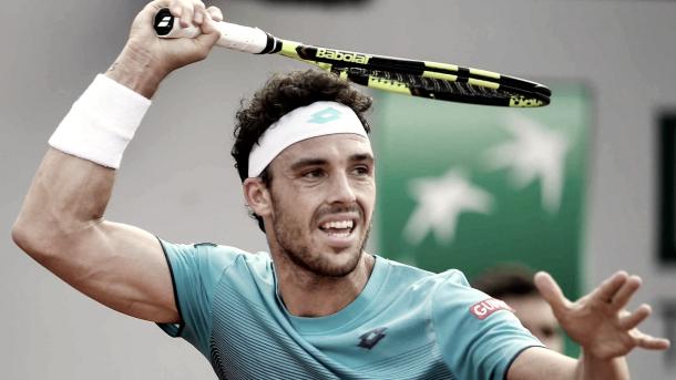 El italiano está teniendo la mejor semana de su carrera. | Foto: Prensa RG.