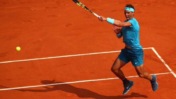 Nadal - Fonte: @ATPWorldTour/ Twitter.