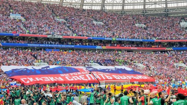 Divulgação / Federação Russa de Futebol