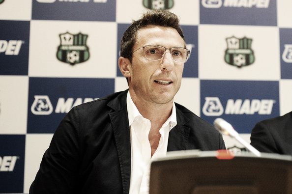 Di Francesco in conferenza | news.superscommesse.it