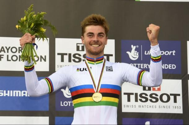 Dibben is a talent, as he looks to navigate a path into the professional ranks / Cycling Weekly