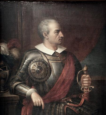 Diego de Almagro. Fuente Wikicomons