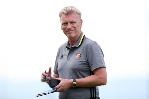 A brand new era for Sunderland fans with David Moyes taking charge of his first competitive game on Saturday evening. (Image Source: Mirror)