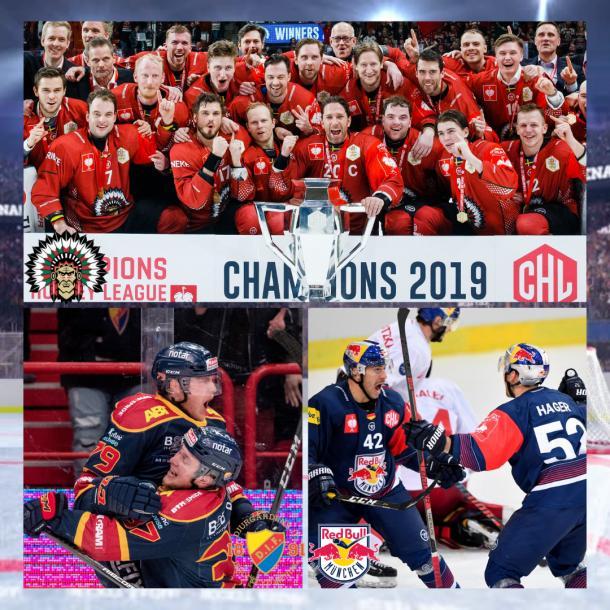 Fotografía: Champions Hockey League