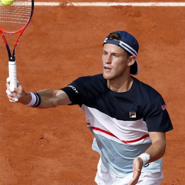 Diego es el segundo favorito a llevarse el torneo. | Foto: ESPN Tenis.