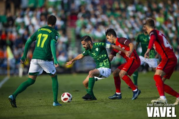 CF Villanovense vs Sevilla FC | Foto: José María Colomo