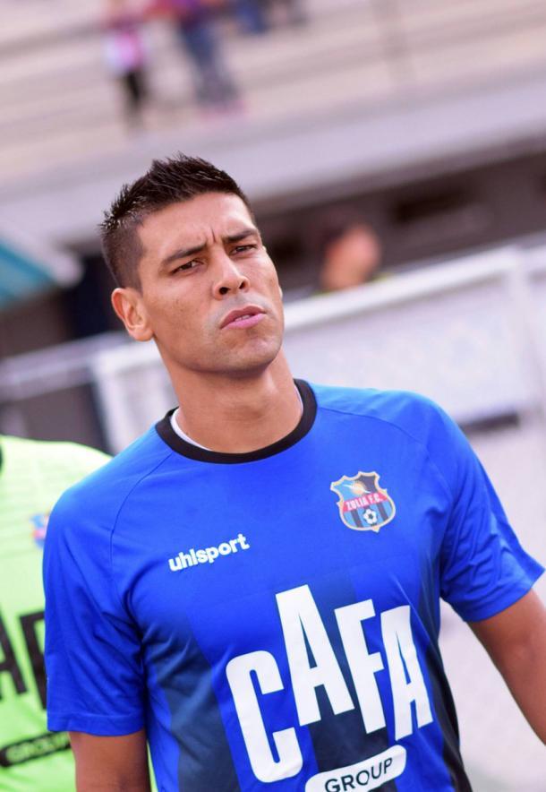 Martín Rodríguez Foto: Prensa Zulia FC