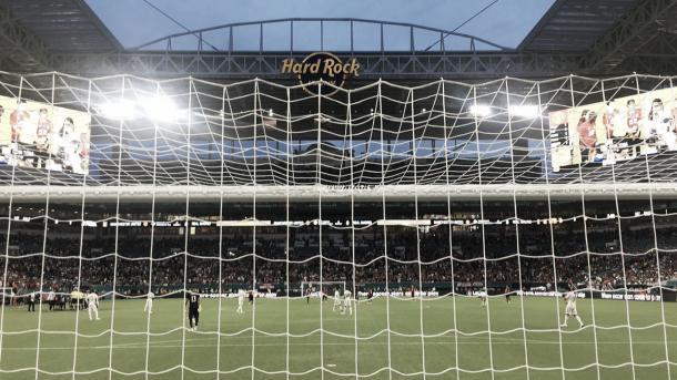 Imagen de los minutos previos del encuentro   Foto: Real Madrid C.F.