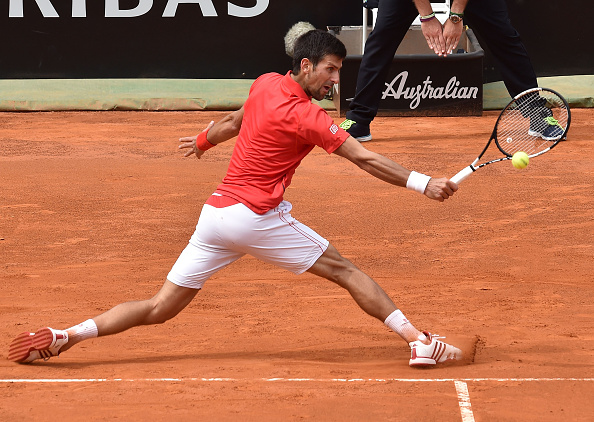 Novak Djokovic to play Thomaz Bellucci in the next round of the Italian Open. | Photo: Giuseppe Bellini/Getty Images