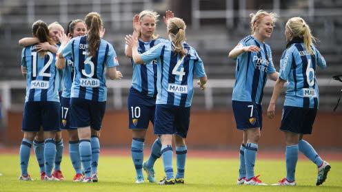 Will Djurgården continue to impress? Source: svenskfotboll.se